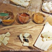 "Basil Hayden's x Beehive ""Pour Me a Slice"" Cheese"