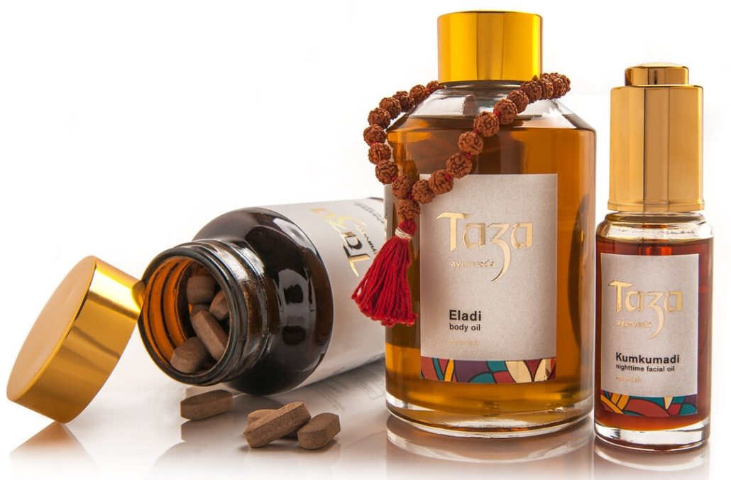 Sales from Taza Ayurveda