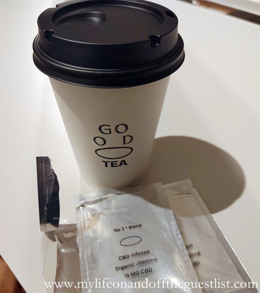 CBD Tea from Good Company Tea