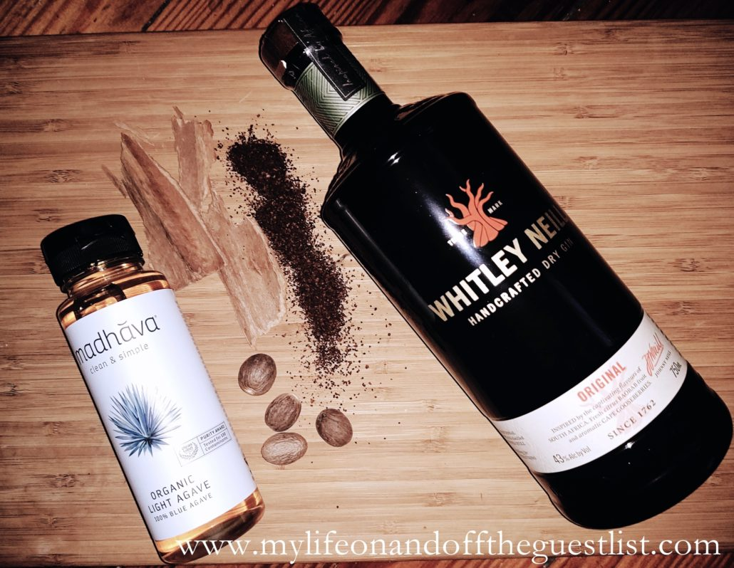 Whitley Neill Gin Espresso Martini Ingredients