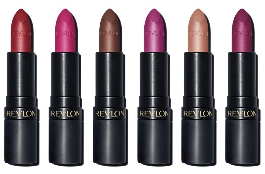 Lipsticks: Revlon Super Lustrous The Luscious Mattes