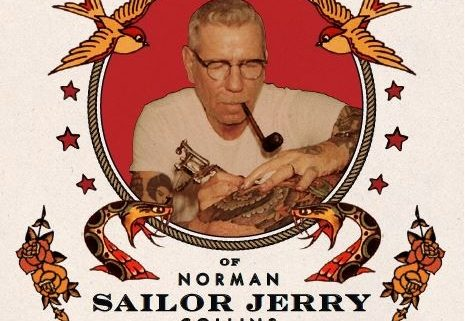 Sailor Jerry Tattoos for $20