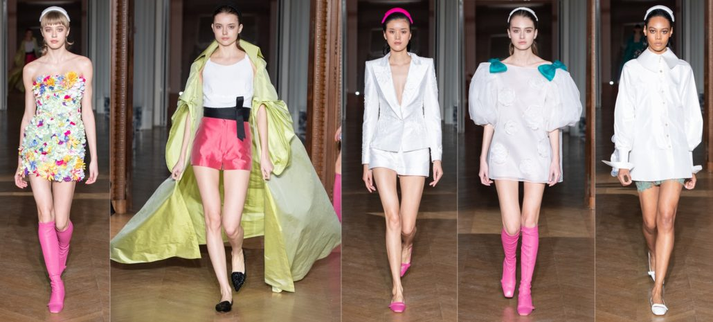 Yanina SS20 Couture Show