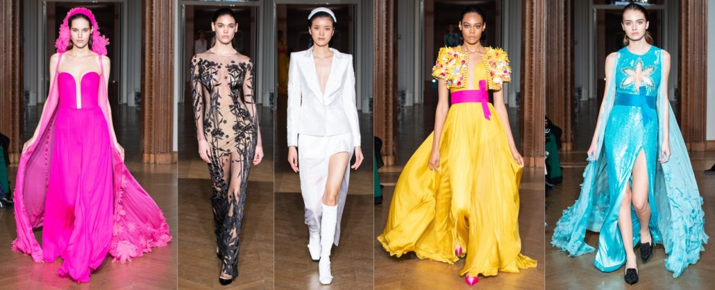 Paris Fashion Week: Haute Couture SS20