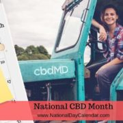 How To Celebrate National CBD Month This January