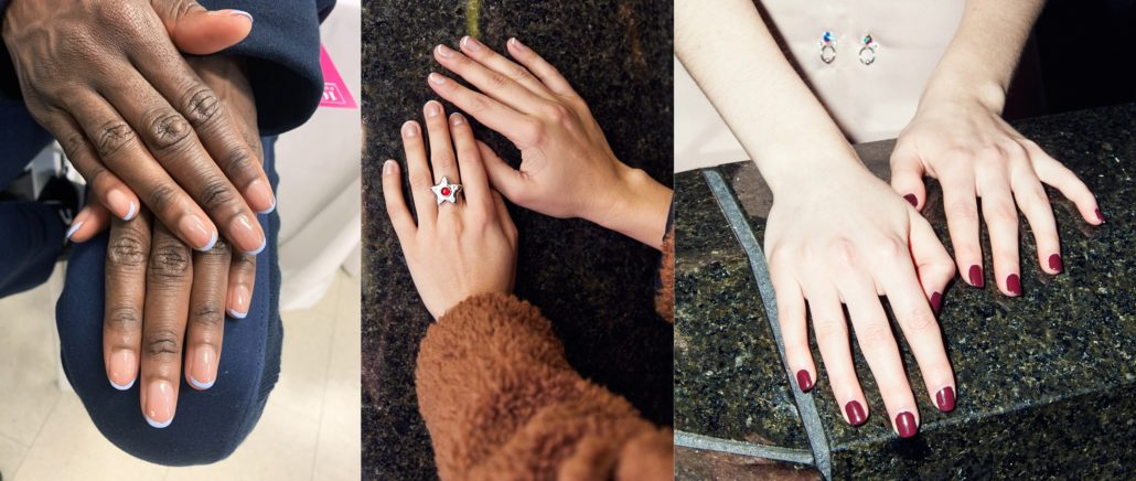 NYFW Nails: 10+ Free Nail Polish at Sandy Liang