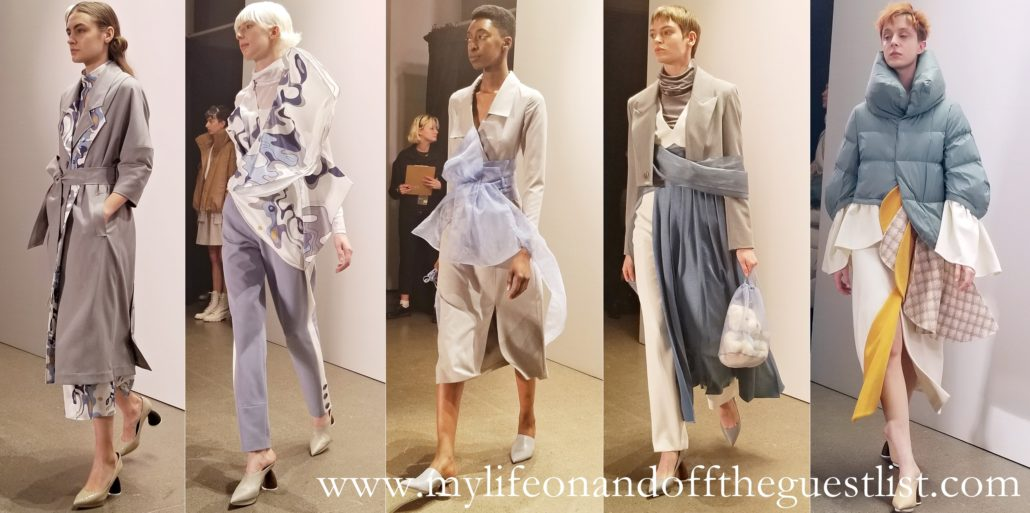 NYFW: BLANCORE Fall/Winter 2020 Collection