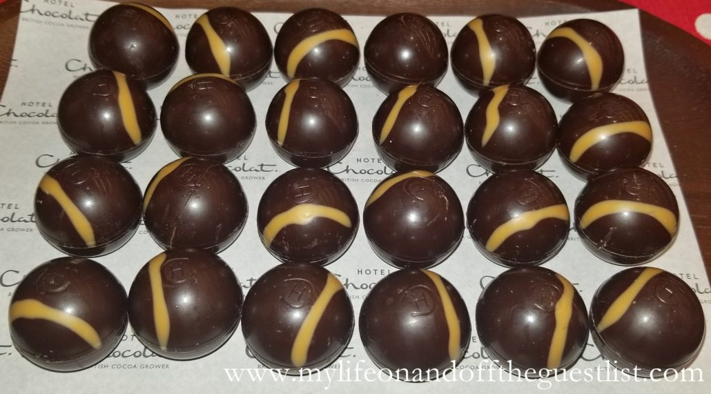 Hotel Chocolat Chocolate