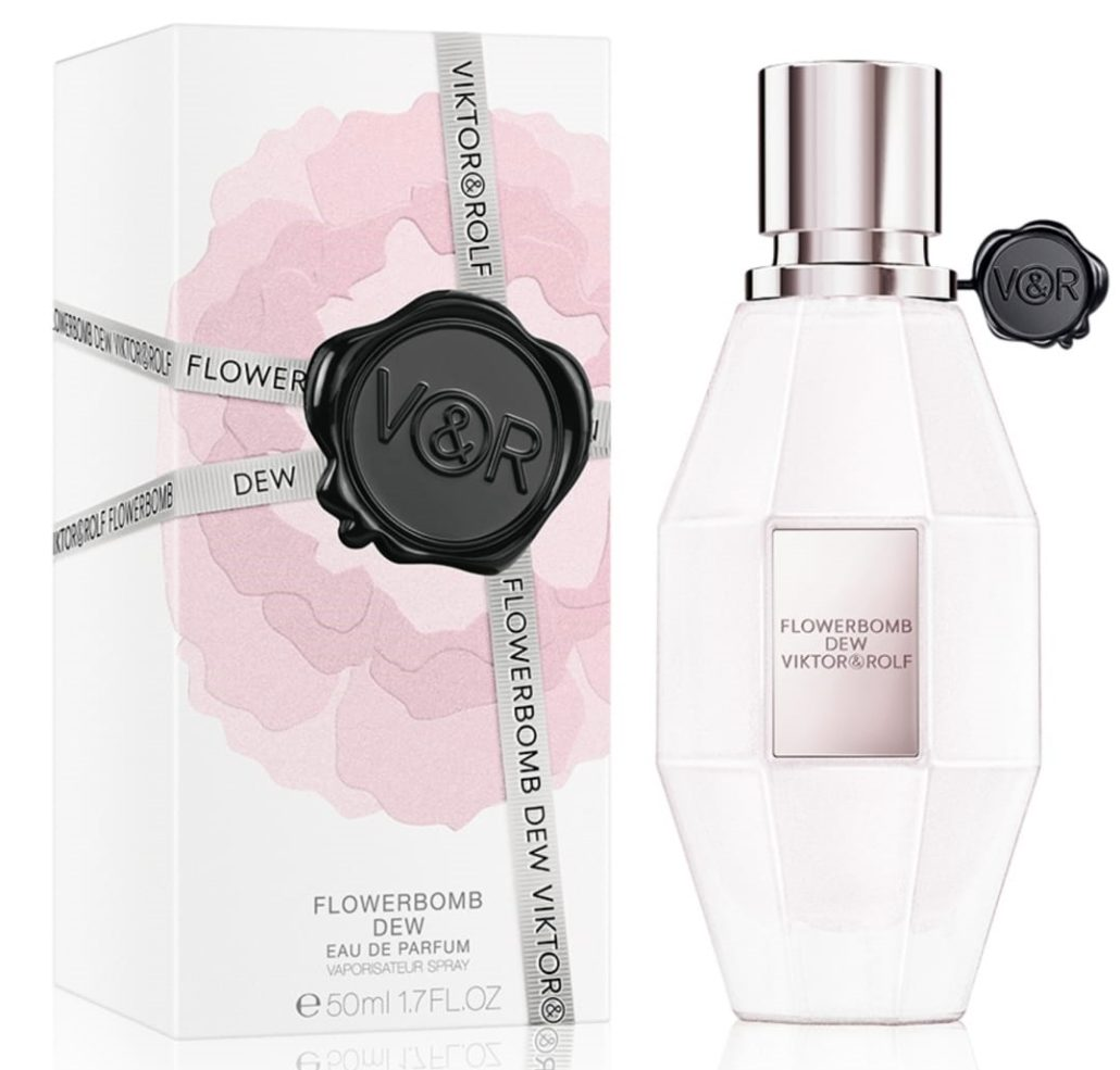 New Fragrance: FLOWERBOMB DEW
