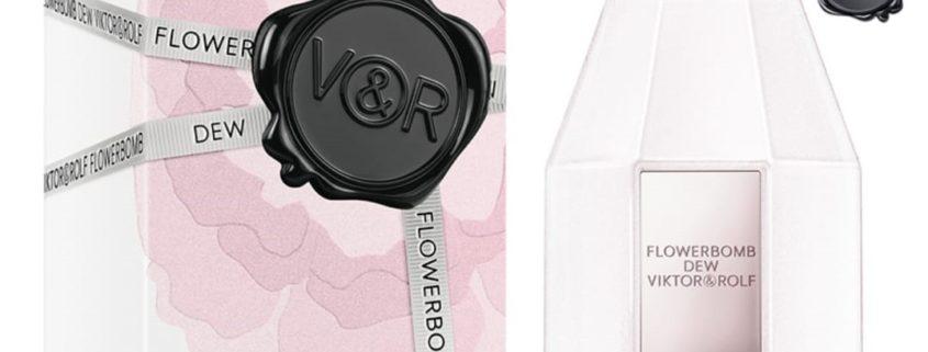 New Fragrance: FLOWERBOMB DEW