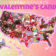 What's the Most Popular Valentine's Day Candy in Every State?