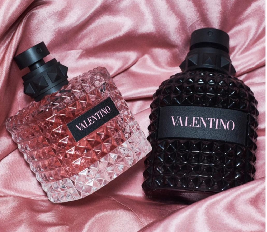 Spring fragrance for men and women: Valentino Born in Roma