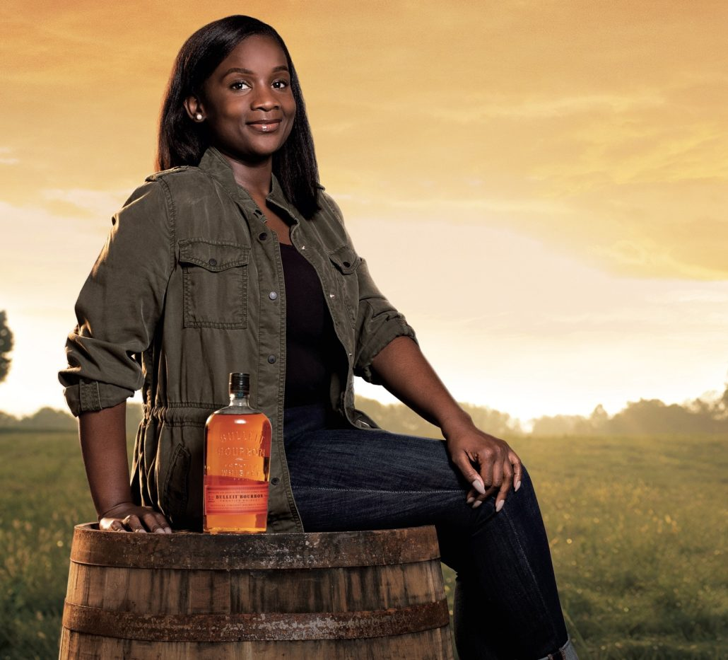 Bulleit Bourbon – Blender Eboni Major