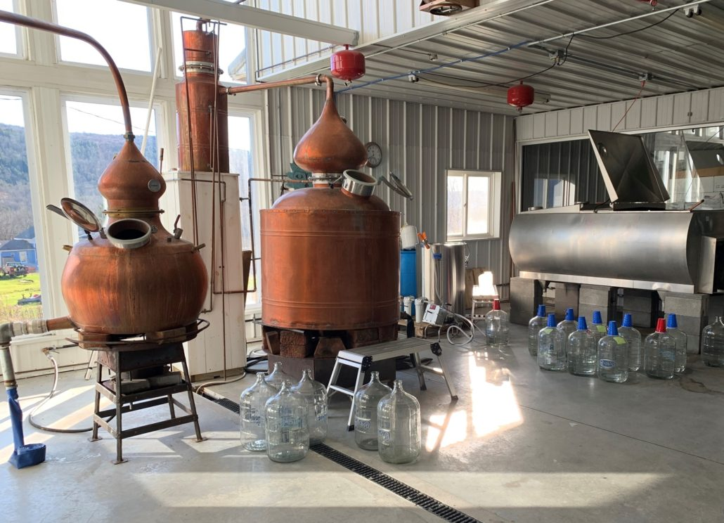 NY Distilleries Get Green Light to Produce Hand Sanitizer - Sauvage Distillery