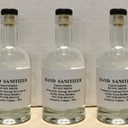 NY Distilleries Get Green Light to Produce Hand Sanitizer