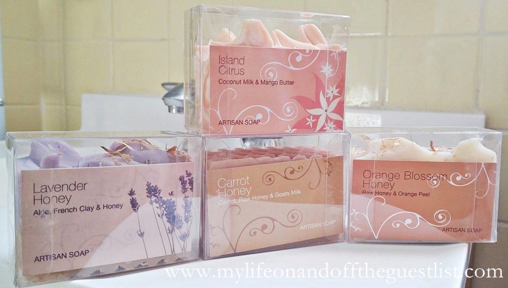 Soapcreek Company: Artisan Soap that's More than Just Eye Candy