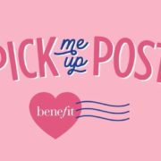 Benefit Cosmetics' Pick-Me-Up Post Gifts 3,000 Self-Care Packages