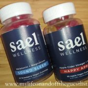 Sael Wellness Vegan Gummies