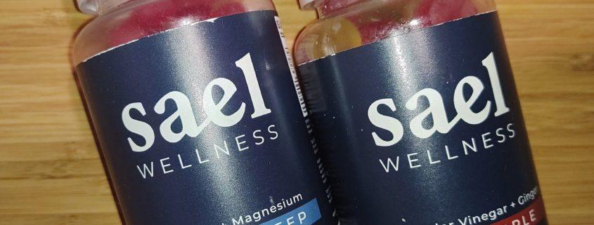 Sael Wellness Vegan Gummies