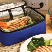 HOTLOGIC Food Warming Totes: Goodbye to the Breakroom Microwave