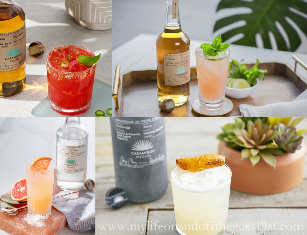 Cinco de Mayo at-Home Cocktail Recipes from Casamigos Tequila