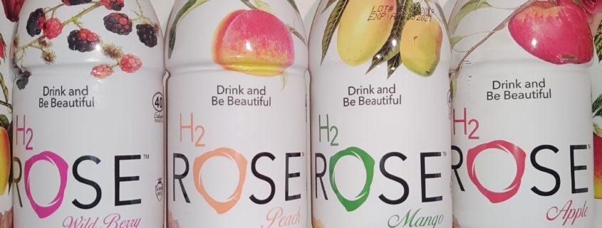 H2rOse Rose Water and Saffron Beverage