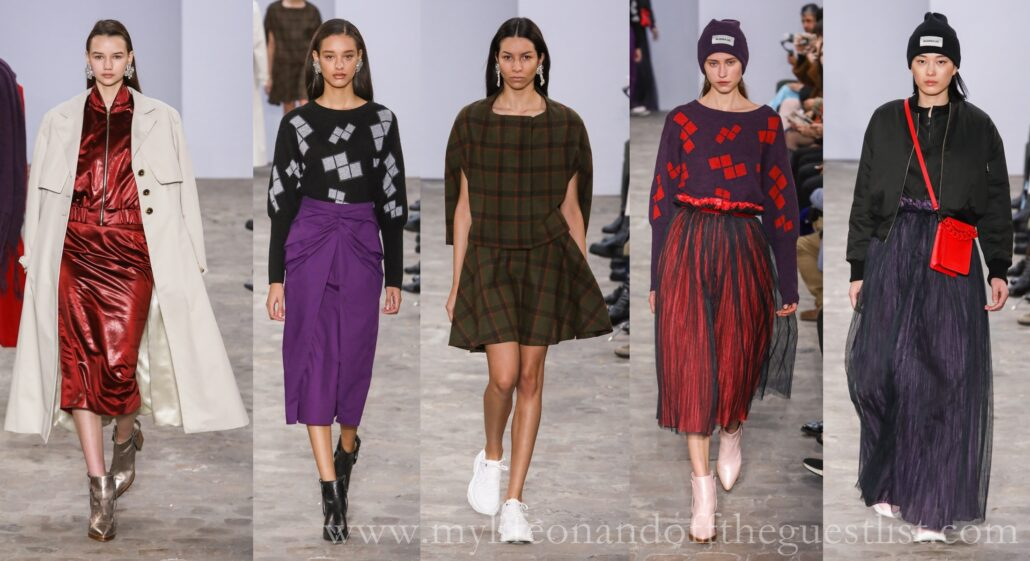 PARIS FASHION WEEK: Alianna Liu FW 2020 Collection