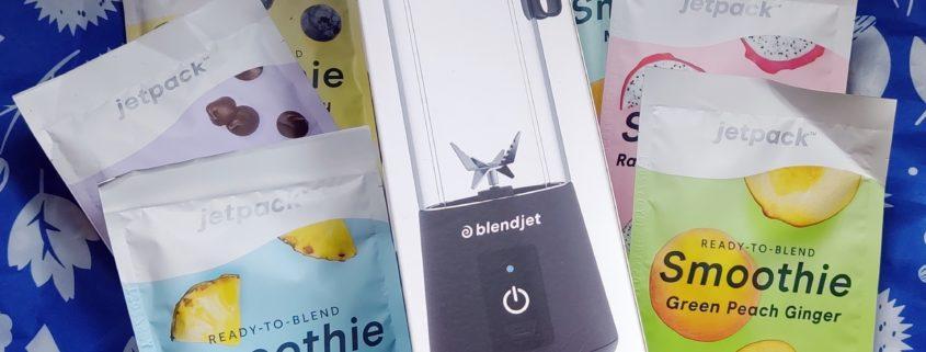 BlendJet Pocketable Blended & Mixed Drink Maker