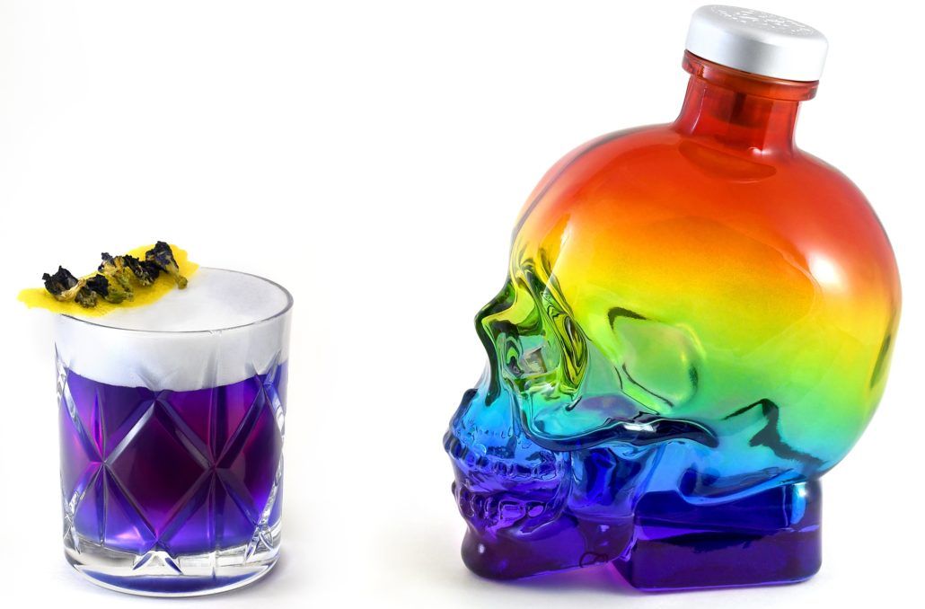 Crystal Head Free-Spirit Cocktail