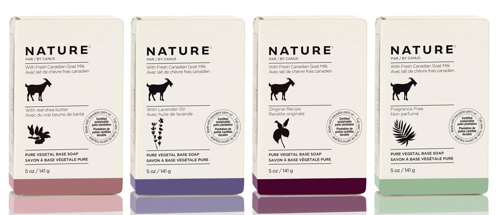 Nature Pure Vegetal Base Soap Bar $4.79