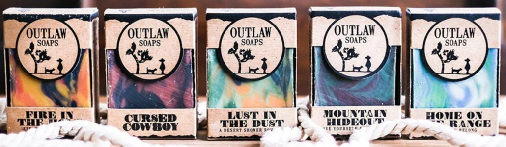 Outlaw Soaps For Men