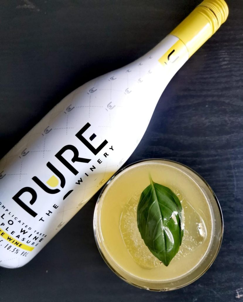 Zero Sugar, 100% Delicious: PURE Winery Low-Calorie Wines