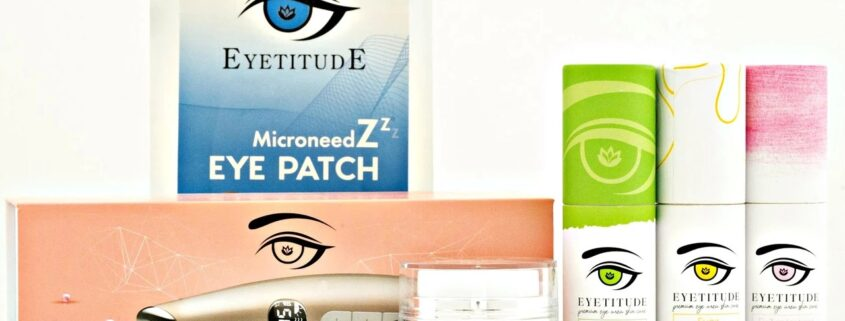 Eyetitude Helps Erase Dark Circles, Puffiness, and Crepey Loose Skin
