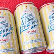 Fishers Island Lemonade is the Perfect Summer Canned Cocktail