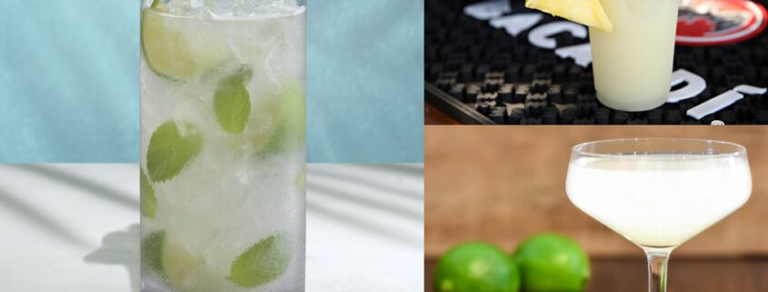 Summer Rum Cocktails: Welcome to the Season of Rum