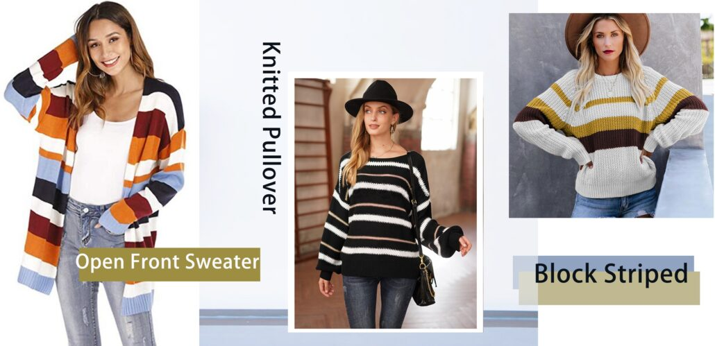 Fall Sweater Styles