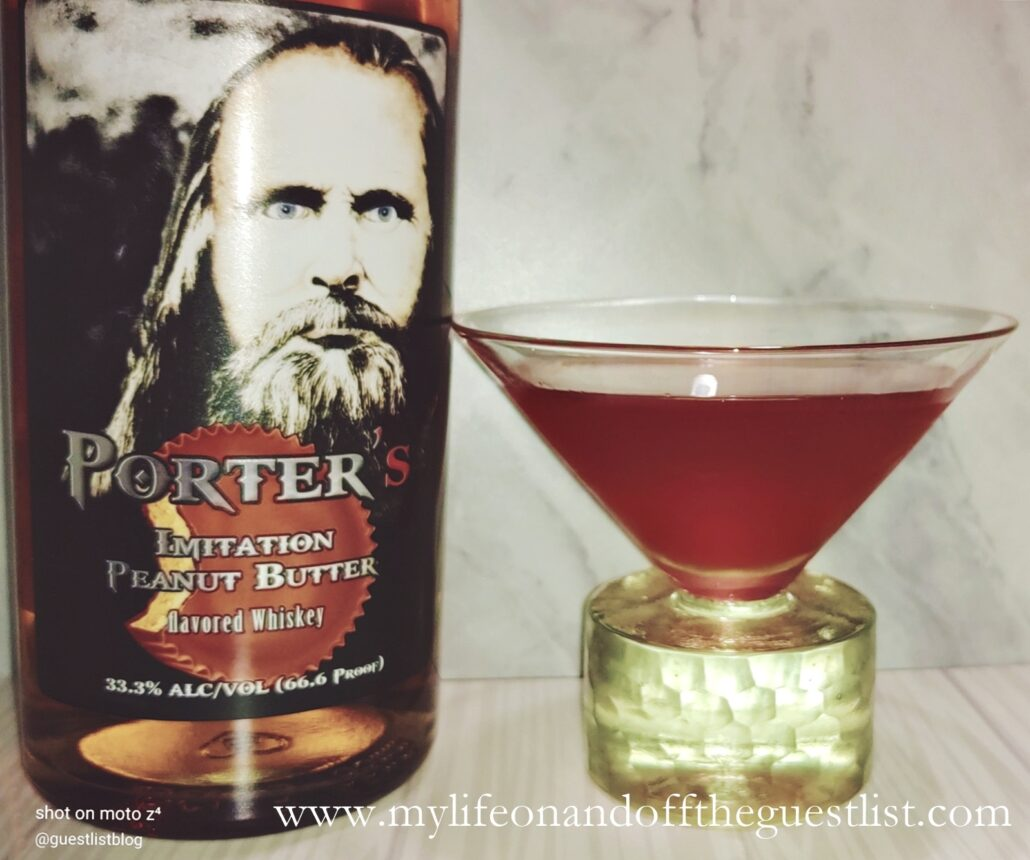 Just Launched: Ogden's Own Distillery's Porter's Peanut Butter Whiskey