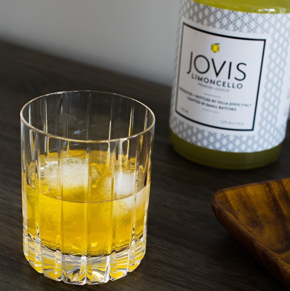 Jovis Limoncello The Immigrant Cocktail