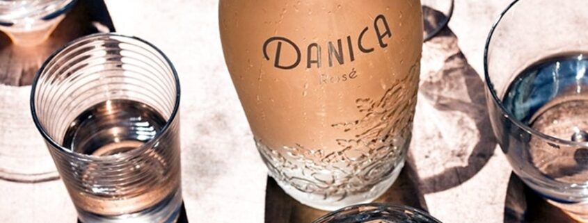 The Road To Excellence is Paved with Danica Rosé Wine