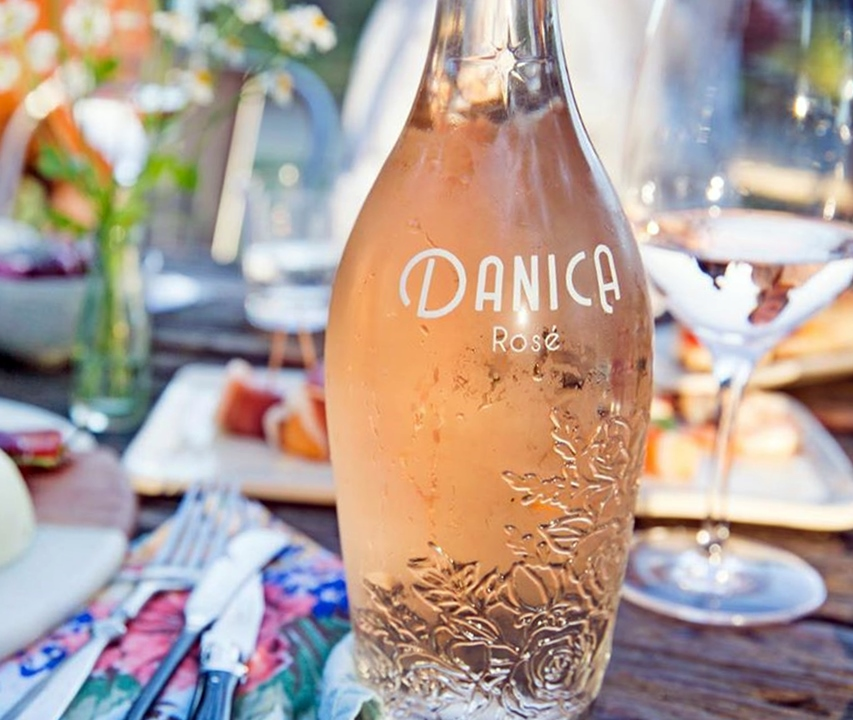 The Road To Excellence is Flowing with Danica Rosé Wine