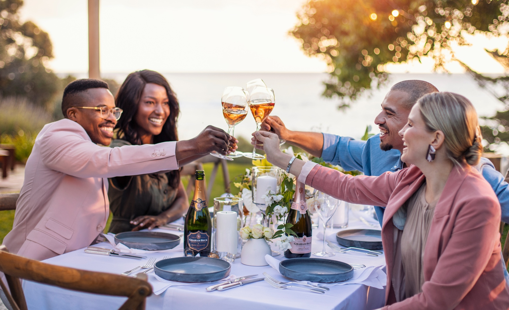 Cheers to South African Wines: Graham Beck Cap Classique Wines