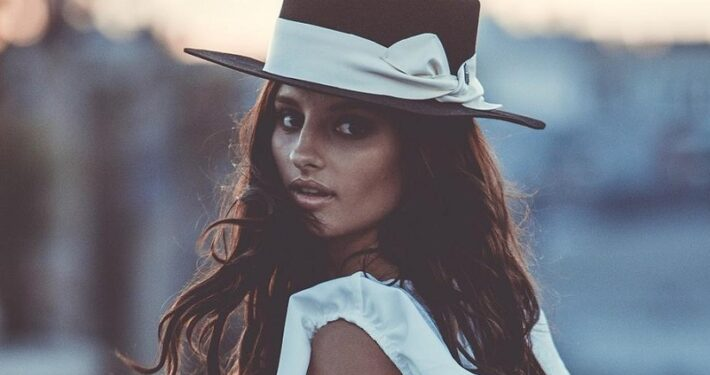 Seville Hat by Brooklyn