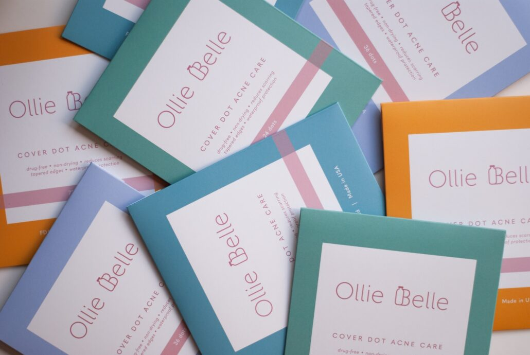 Ollie Belle Acne and Blemish Barriers