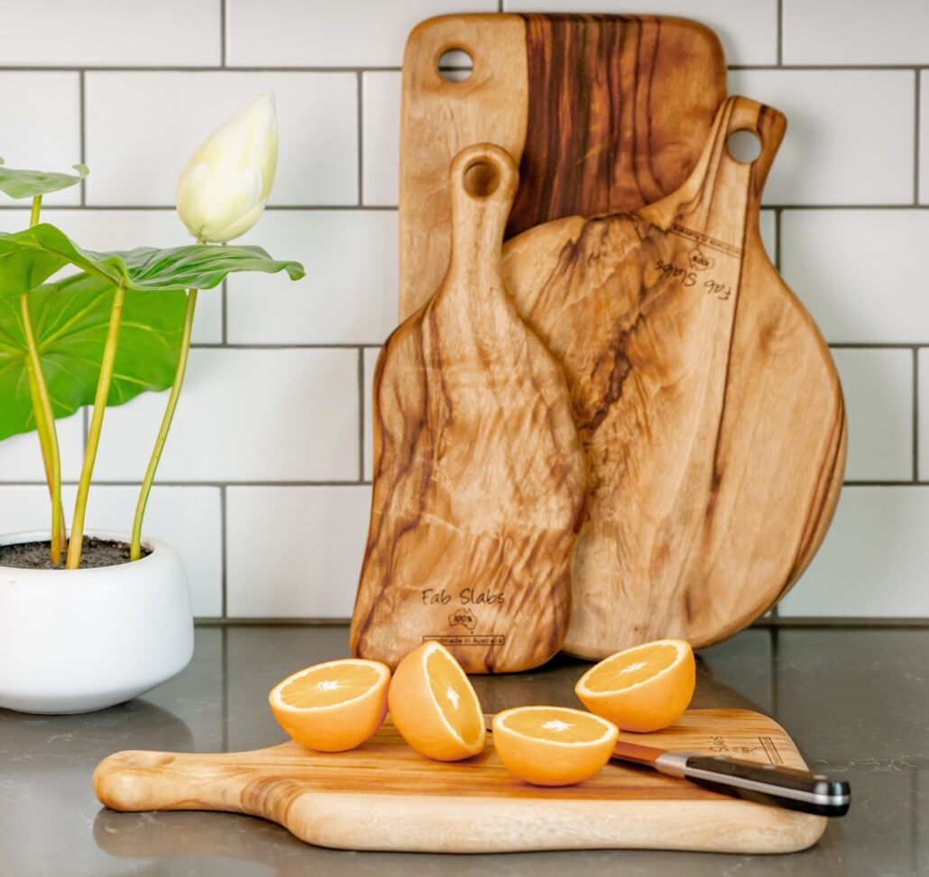 Fab Slabs Antibacterial Cutting Boards