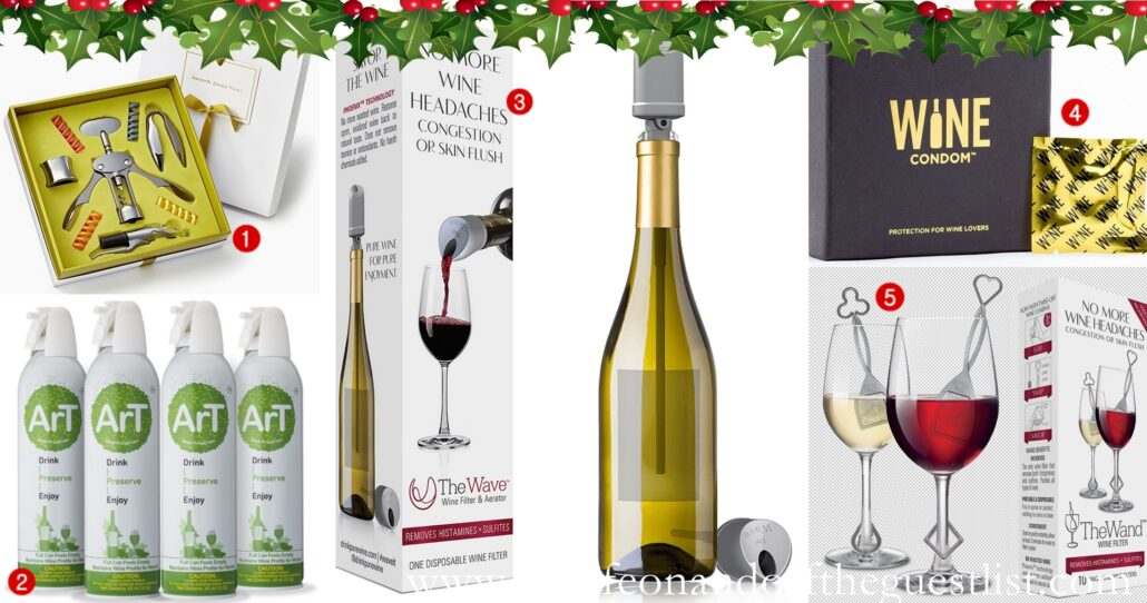 Holiday Gift Guide 2020: Must-Have Gifts for the Wine Enthusiast