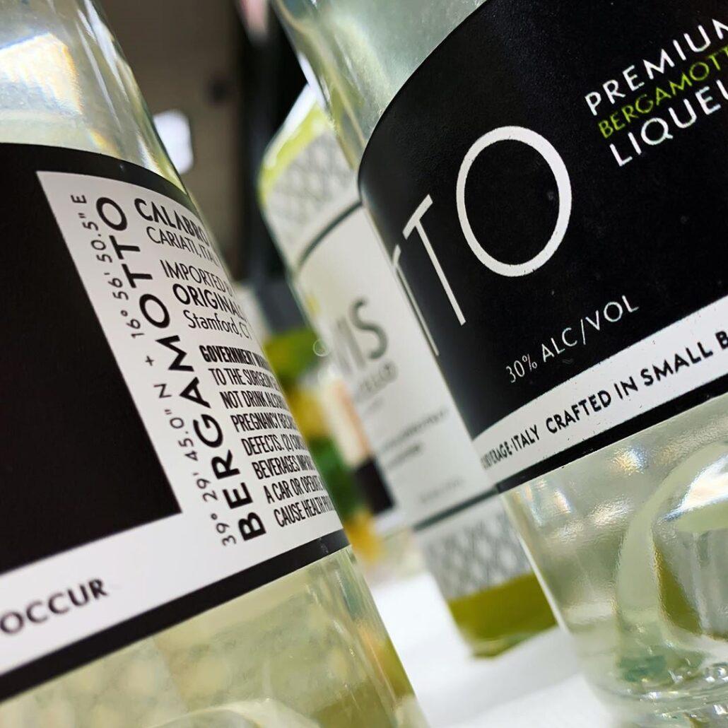 Premium Bergamotto Liqueur