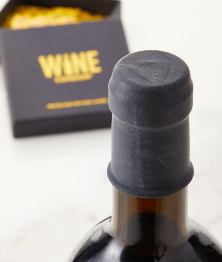 Wine & Beverage Bottle Stopper