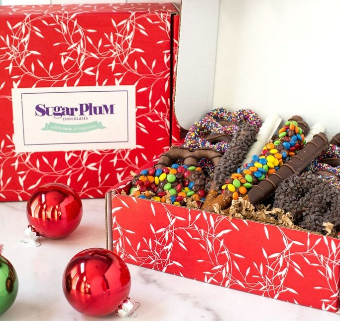 Sweet Holiday Treats: Sugar Plum Delectable Holiday Gift Baskets