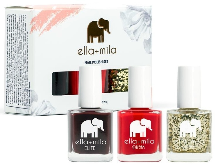 ella+mila Holiday Kiss Set