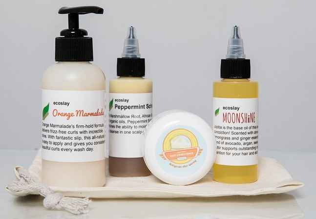 Ecoslay Travel Haircare Set